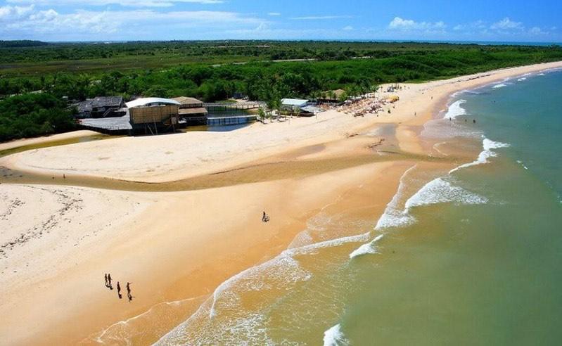 Azul divulga destino mais procurados entre seus passageiros: Porto Seguro